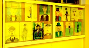 Alvaro de Campos student artwork