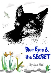 Blue Eyes book cover